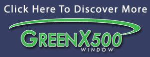 Green Star Exteriors Replacement Vinyl Windows