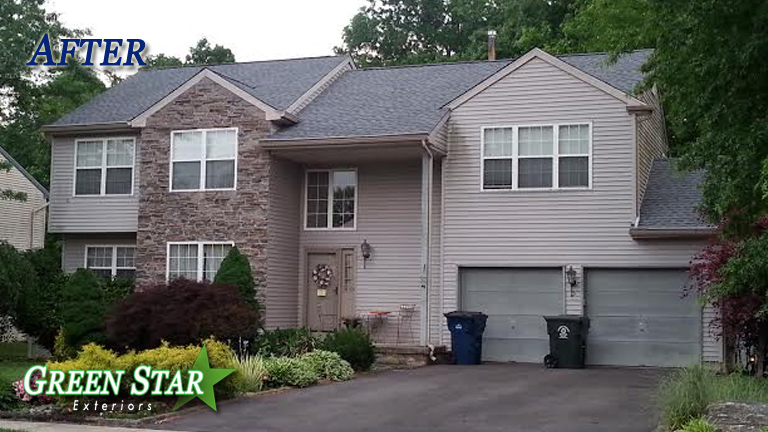 Green Star Exteriors Replacement Roofing Windows