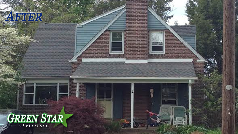 Green Star Exteriors Roof