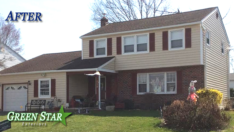 Green Star Exteriors Siding